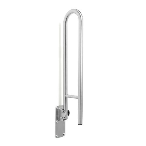 DTUK43 Pro Range Brushed Stainless Steel Drop Down Arm
